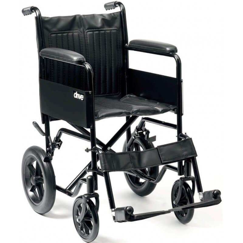 Silla de ruedas de tr nsito s1 - Sillas de ruedas de traslado ...