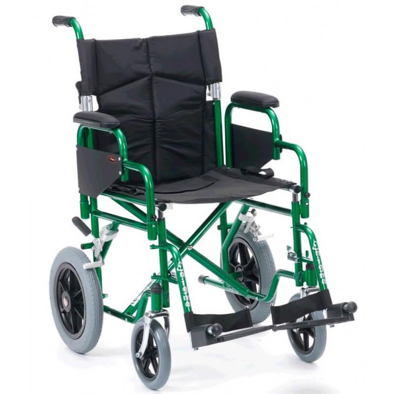 Silla de ruedas de traslado s4 - Sillas de ruedas de traslado ...