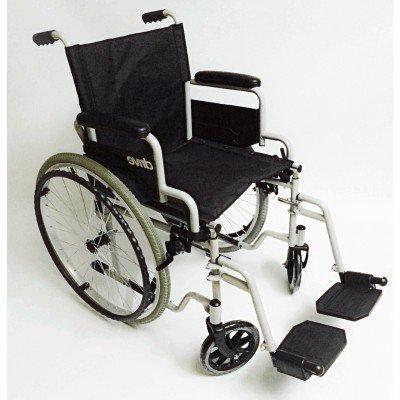 Silla de ruedas autopropulsable económica básica