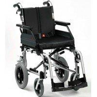 Silla de ruedas de traslado Aluminio XS2