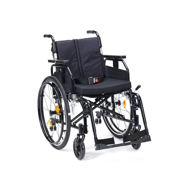 Silla de ruedas autopropulsable Aluminio DS2