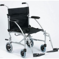 Pack silla de traslado Enigma de aluminio