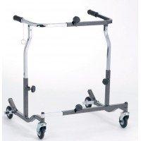 Andador frenos por presión Bariátrico Roller XL