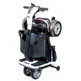 Scooter eléctrica plegable Quest - Ayudas dinámicas