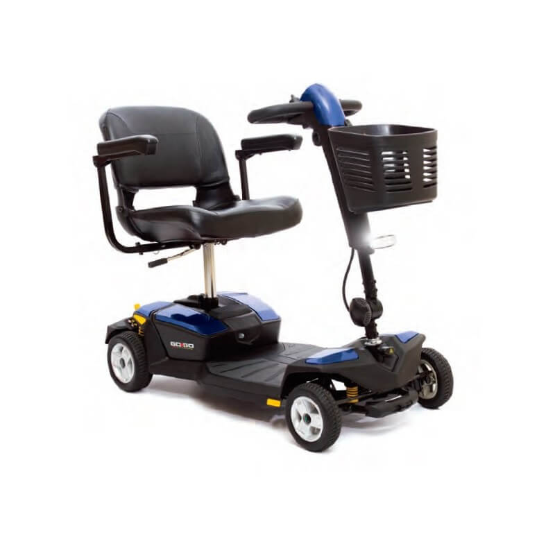 Scooter GO-GO LX de 4 ruedas