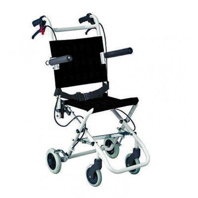 Silla de ruedas de traslado estrecha 47 5cm - Silla de traslado ...