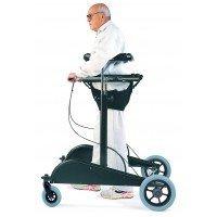 Andador y rehabilitador de la marcha 'Dynamico' de uso exterior - Ayudas dinámicas