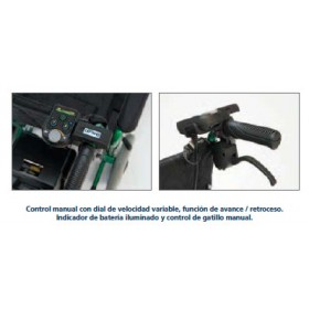 Unidad de propulsión Powerstroll S-Drive - DRIVE MEDICAL
