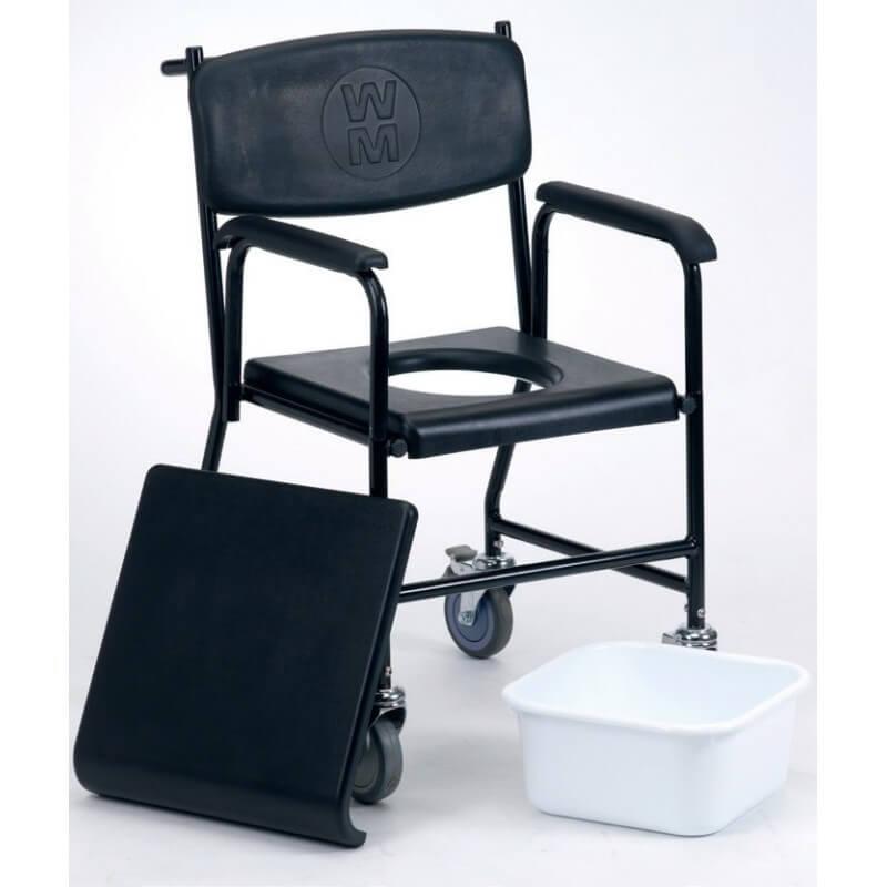 Sillas de ruedas con inodoro 2 ortoespa a ortopedia online - Silla de ruedas con inodoro ...