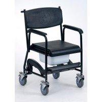 Sillas de ruedas con inodoro 2 ortoespa a ortopedia for Sillas de ruedas usadas