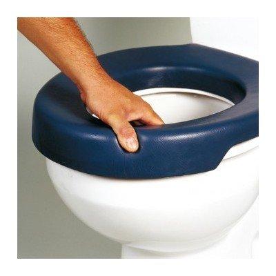 Elevador de WC blando blue