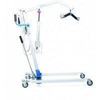 Grua electrica hasta 135 kg con arnes incluido y motor timotion.