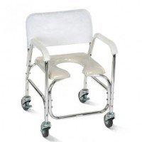 Silla 'Eco' para ducha y w.c. asiento 'U'