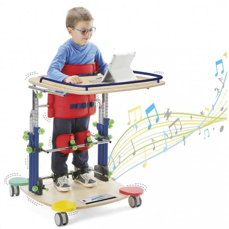 Bipedestador pediátrico Mini Standy DJ - Ayudas dinámicas