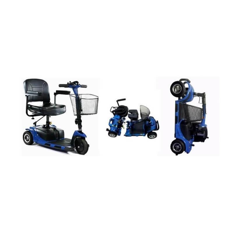 Scooter eléctrica Smart 3 ruedas