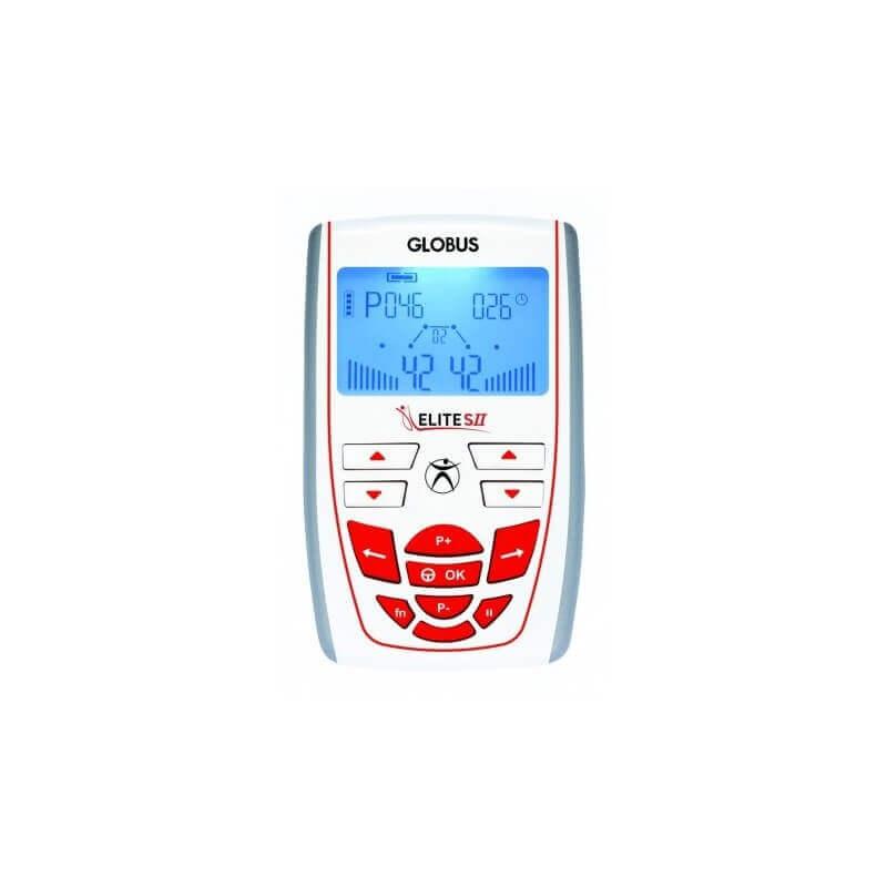 Tens digital de 2 canales a bateria - 100 programas - Cosmomedica