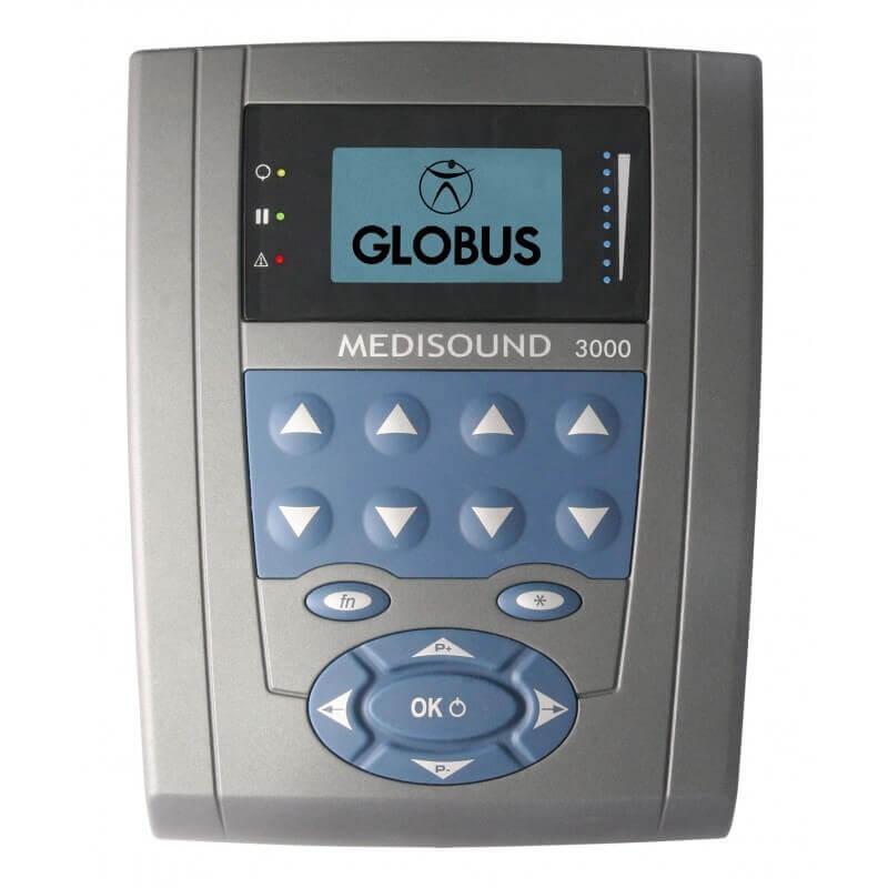 Equipo de ultrasonidos continuo/pulsatil, cabezal 1-3 mhz a red - Cosmomedica