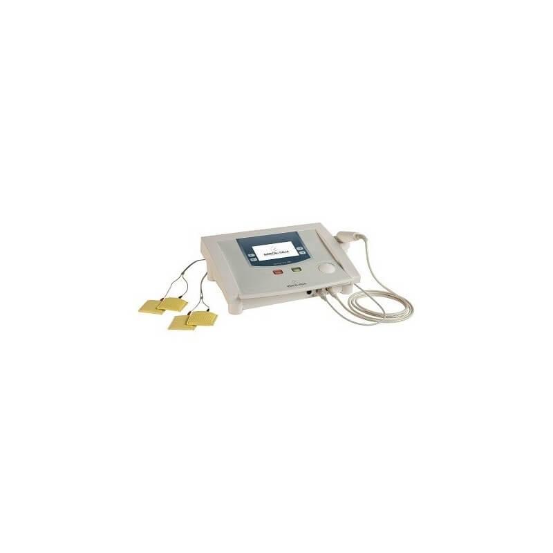 Equipo combinado electroterapia y ultrasonidos