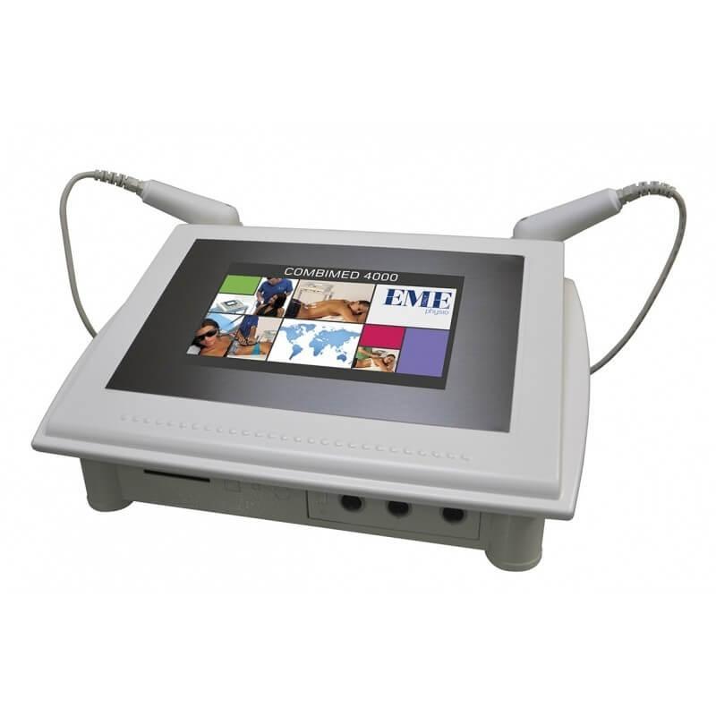 Equipo combinado electroterapia, ultrasonidos y laser Combimed 4000