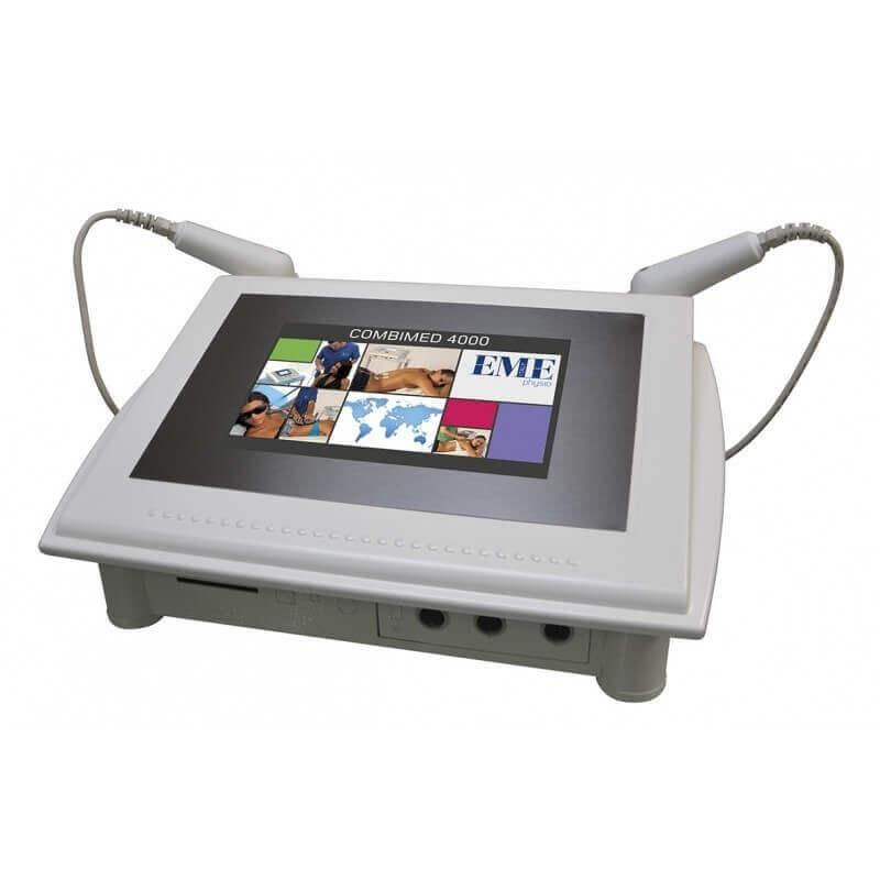 Equipo combinado electroterapia, ultrasonidos y laser Combimed 4000 - Cosmomedica