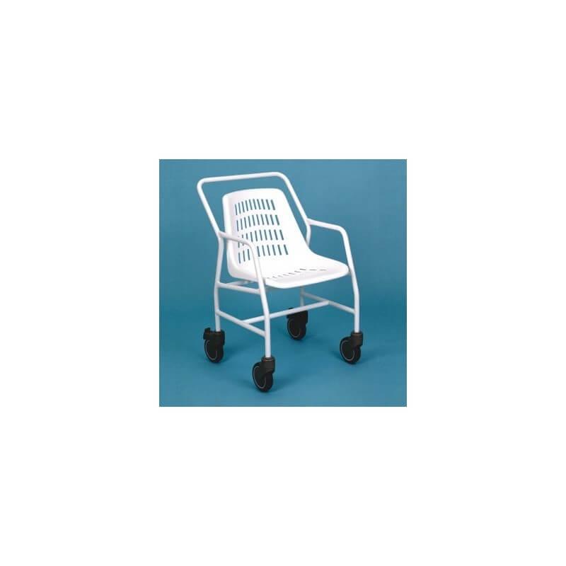 Silla de ducha 'Classic' con ruedas