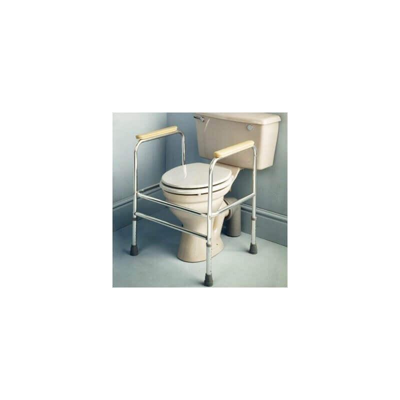 Reposabrazos auxiliares de aluminio - Ayudas dinámicas