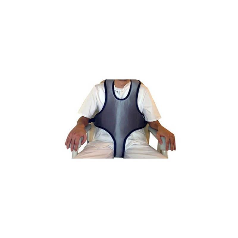 Cinturón torácico-abdominal tipo chaleco para silla de ruedas - Winncare
