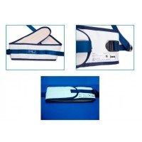 Cinturón abdominal para cama