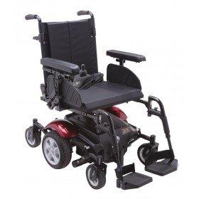 Silla de ruedas eléctrica 'R310' - Ayudas dinámicas