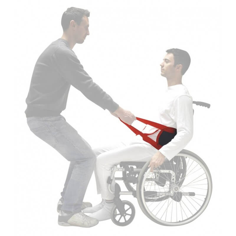 Slinga para levantar personas