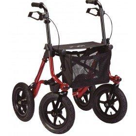 Andador rollator todoterreno 'Taima XL' - Ayudas dinámicas