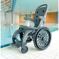 Silla acuática y resonancia magnética 'Easy Roller'