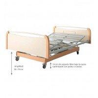 Cama articulada Bariátrica XXL DIVISYS 120cm - Winncare