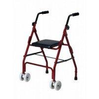 Andador de aluminio 'Mini Roler'