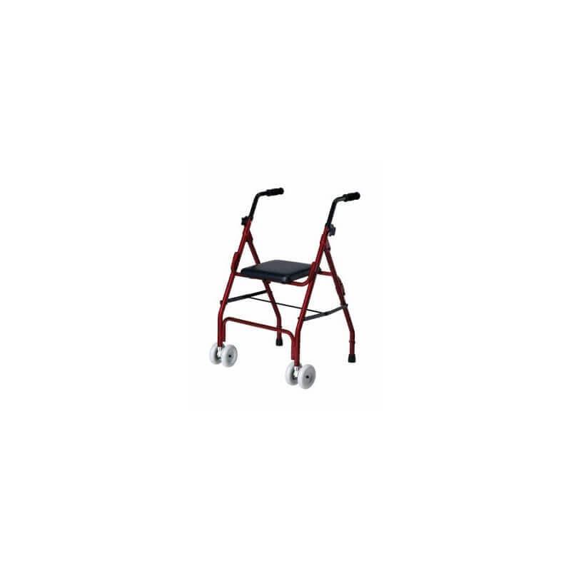 Andador de aluminio 'Mini Roler' - Ayudas dinámicas