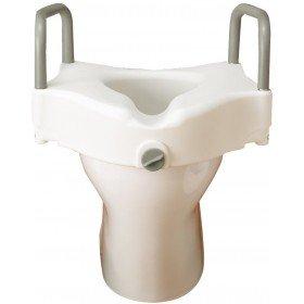 Elevador de WC con apoyabrazos - BASTONES GARCÍA 1880