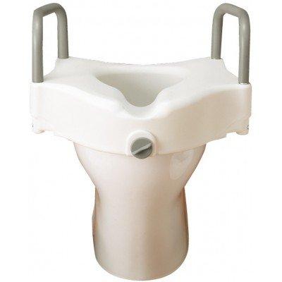 Elevador de WC con apoyabrazos