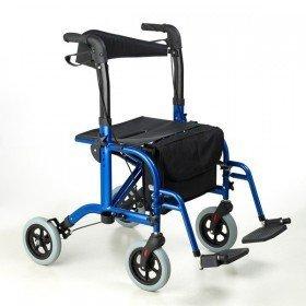 Andador y silla de ruedas OGI PASEO - OGI