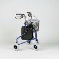 Andador de 3 ruedas  'Delta'
