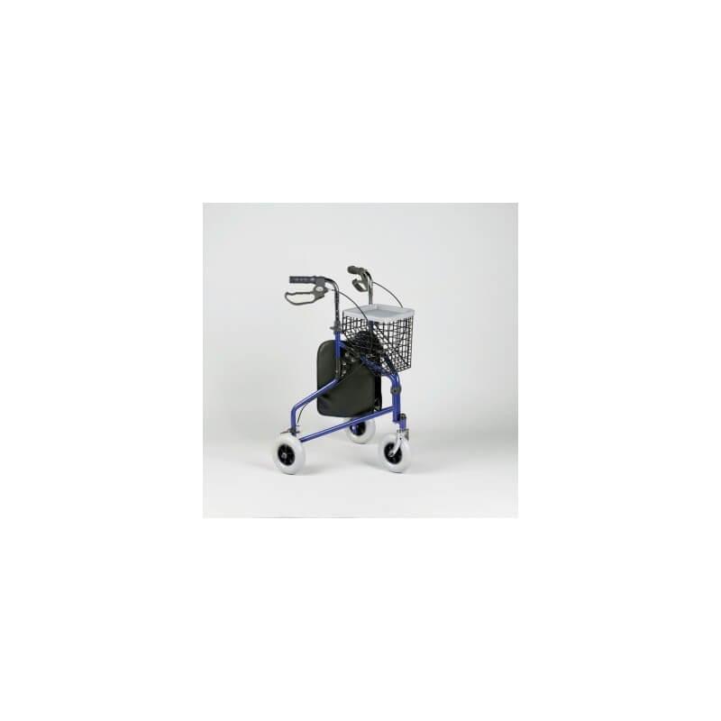 Caminador de 3 ruedas  'Delta'