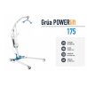 Grúa Powerlift 175 + Arnés