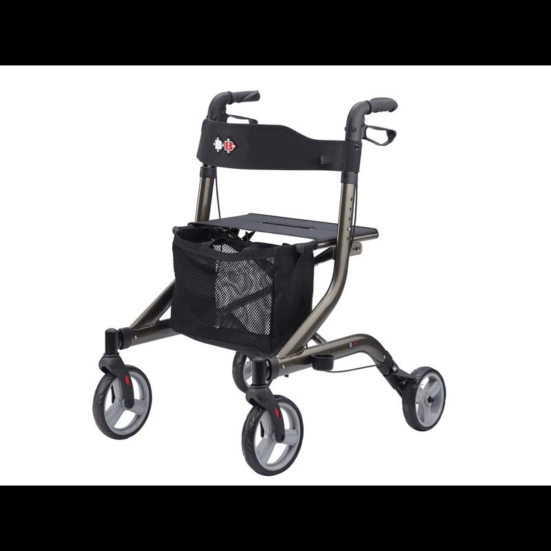 Andador Capero 4 ruedas - B&B