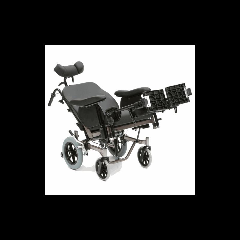 Silla de ruedas basculante IDSOFT