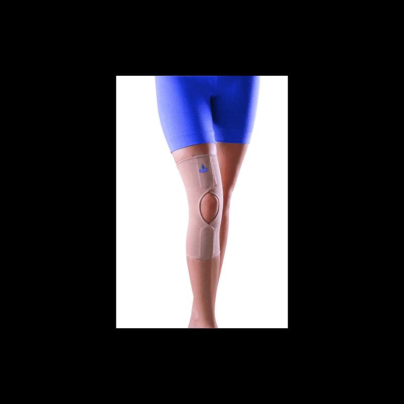 Rodillera con soporte de rótula abierta - OPPO MEDICAL