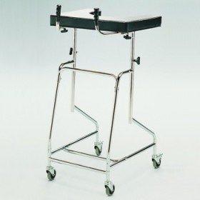 Andador 'Atlas' con almohadilla de soporte antebrazo - Ayudas dinámicas