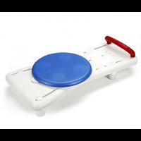 Tabla de bañera Vera con disco giratorio