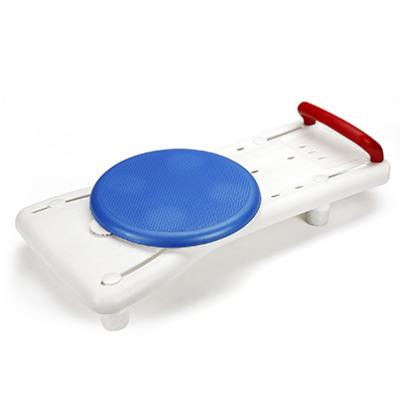 Tabla de bañera con disco giratorio