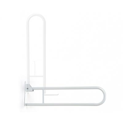 Barra abatible para baño de 74cm