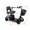 Scooter eléctrica I-NANO