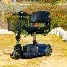 Scooter eléctrica LITIUM 3 ruedas